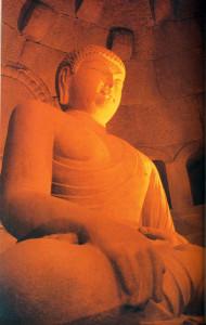 Будда в пещерном храме Соккурам