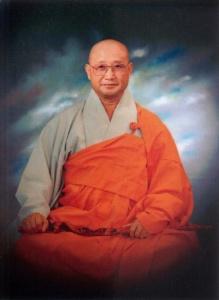 Посыпание Будды пеплом